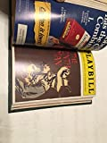 BOUND PLAYBILL MAGAZINES CITY OF ANGELS,THE TENTH MAN,A FEW GOOD MEN