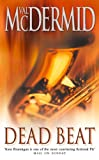 Front cover for the book Dead Beat by Val McDermid