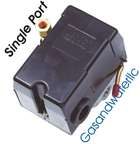 Used, Heavy Duty Pressure Switch for Air Compressor 135-175 for sale  Delivered anywhere in USA