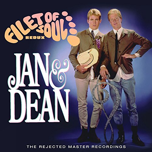 Jan and Dean-Filet Of Soul Redux  The Rejected Master Recordings-(OVCD-226)-CD-FLAC-2017-WRE Download