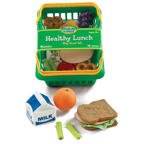 Healthy Lunch Basket