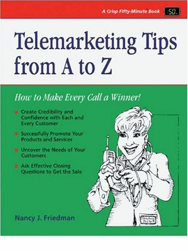 Phone Book Transfer (Telephone Skills from A to Z: The Telephone Doctor Phone Book (Crisp Fifty-Minute Series))