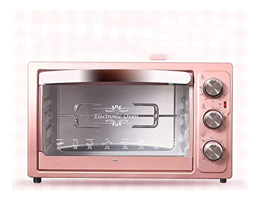 Pojrhfy Cocina Horno Horno Mini Horno Automático Multifunción para ...