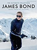 James Bond: The Ultimate Collection (Piano Voice Guitar)