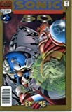 img - for Sonic the Hedgehog #50
