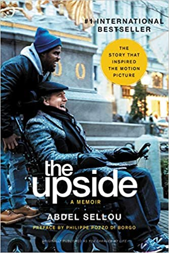 the upside a memoir movie tie in edition