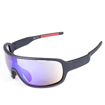 OPEL-R Exterieur cheval demi cadre polarisée lunettes/lunettes de soleil sport, Go vent et sable rayonnement lunettes/Compact, léger, porter une sensation confortable apesanteur , green
