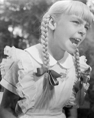 The Bad Seed Featuring Patty Mccormack 8x10 Promotional Photograph