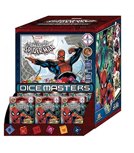 (Marvel Dice Masters: The Amazing Spider-Man Booster Box)