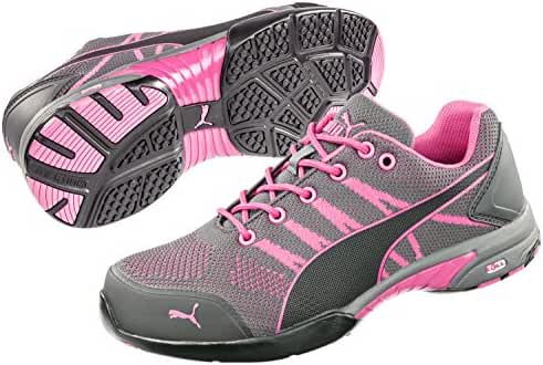 PUMA Safety 642905 Women's Celebrity Knit SD Low Shoe