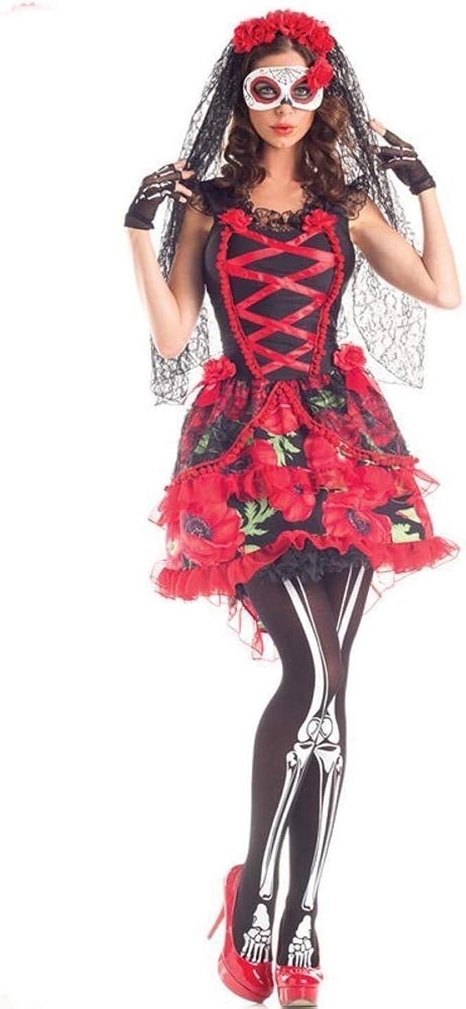 Sttsale Disfraz De Halloween,Disfraz De Halloween Mujer ...