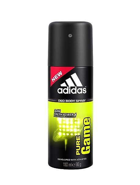 Adidas Pure Game Deodorant Body Spray For Men, 150ml