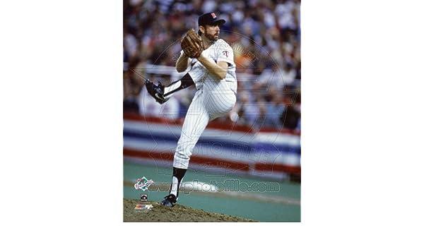 Minnesota Twins BERT BLYLEVEN Glossy 8x10 Photo Baseball Print Poster