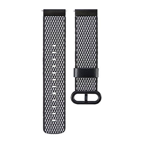 HP95 Fashion Replacement Strap Nylon Watch Band With Buckle Connector For Xiaomi Huami Amazfit Smartwatch (Black)