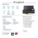 HP OfficeJet 250 All-in-One Mobile
