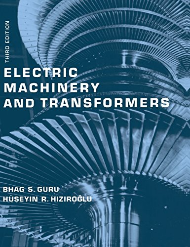 Electric Machinery and Transformers (The Oxford Series in Electrical and Computer Engineering)