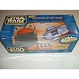 Star Wars Gian Speeder & Theed Palace Action Fleet