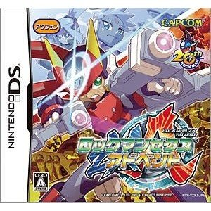 Rockman ZX Advent [Japan Import]