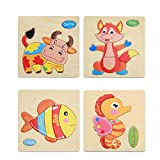Baby Educational Toys - 3D Jigsaw Puzzles for Girls Boys Toddlers,Preschool Early Educational