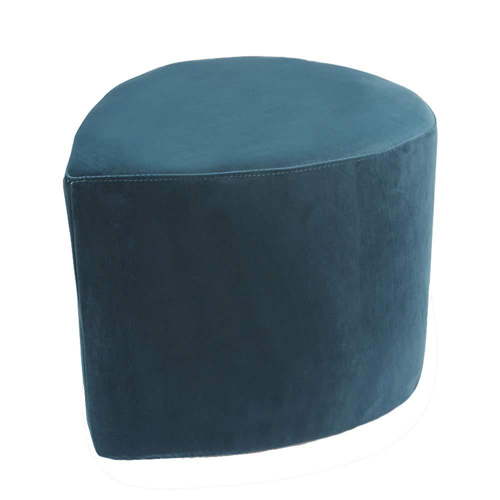 Sgabelli Xia Footstool Change scarpe Legno massello sfoderabile e Lavabile Traspirante 6 Colorei (colore   4)