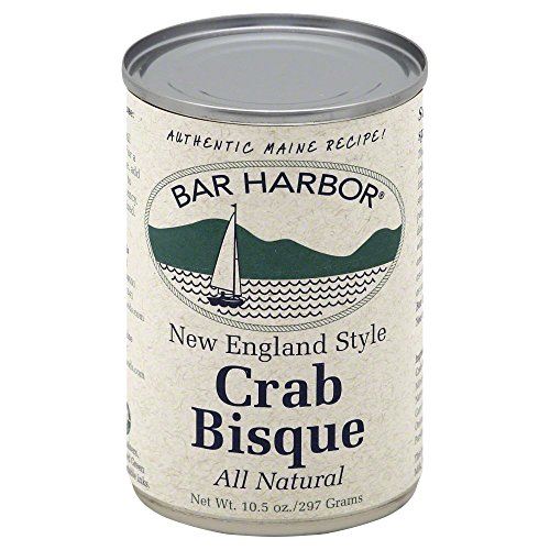 Crab Bisque Soup - Bar Harbor Crab Bisque 10.5 OZ(Pack of 3)