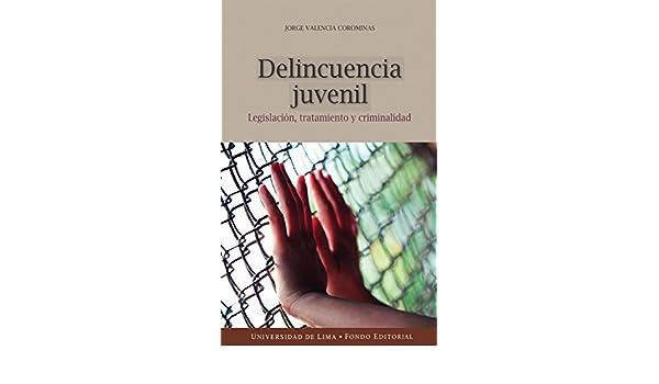 Delincuencia juvenil: Legislación, tratamiento y criminalidad eBook: Jorge Valencia Corominas: Amazon.es: Tienda Kindle