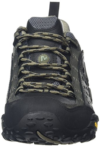 Merrell Mens Intercept Fashion Sneaker Black