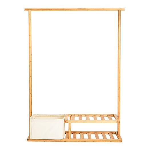 JQWGYYMJ Perchero, 103 × 35 × 146 cm-Rack de Muebles de ...