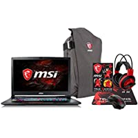MSI GE73VR Raider-045 Pro Extreme (i7-7700HQ, 32GB RAM, 512GB NVMe SSD + 1TB HDD, GTX 1070 8GB, 17.3 Full HD, 120Hz, Windows 10) VR Ready Gaming Notebook
