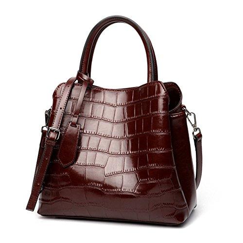 Handbag Moda Lady Gules Retro GWQGZ La Gules 86qp11