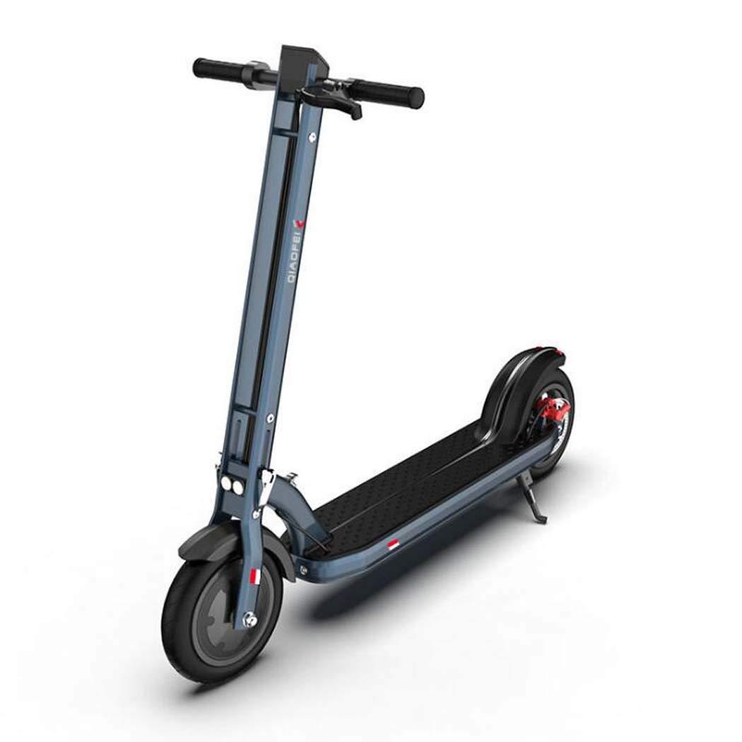 BX.JX Mini Scooter eléctrico, Scooter eléctrico Plegable ...