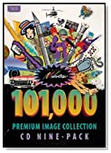 Masterclips 101,000 Premium Image Collection CD 9 Pack (Clip Art, True Type Fonts, Color Photos, Web Images, Sound Clips, Animation and Video Clips, and More!)