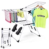 Best IkEA Clothes Drying Racks - Tangkula Clothes Drying Rack Collapsible Laundry for Sweaters Review
