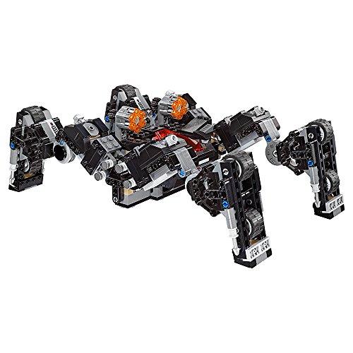 51HjqgWLWFL - LEGO Super Heroes 76086 Knightcrawler Tunnel Attack (622 Piece)