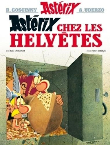 Asterix - Asterix chez les helvetes - n°16  [Rene Goscinny - Albert Urdezo] (Tapa Dura)