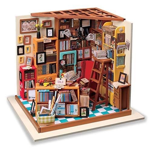 Fat Brain Toys DIY Miniature Model Kit: Harpers Library