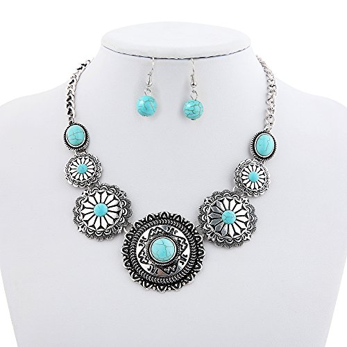 Review Sujarfla Sunflower Jewelry Set