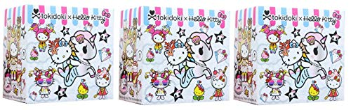 Tokidoki x Hello Kitty Blind Box Series 2 Collectible Vinyl Figure (Pack of ()