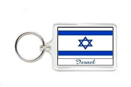 Isreal Keychain//Isreal Flag// Keychain
