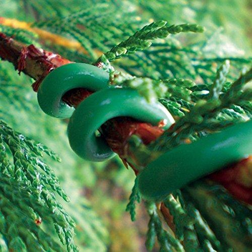 Kingfisher TT1T Garden Sponge Twisty Tie - Green King Fisher GFA153