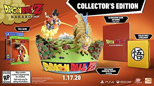 51HjugqPK9L - DRAGON BALL Z: Kakarot Collector's Edition - Xbox One