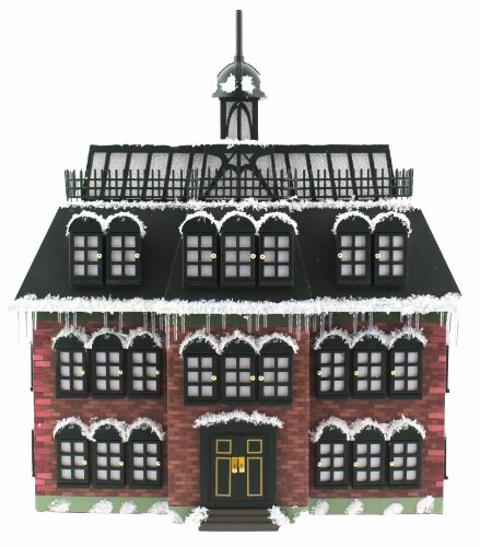 National Lampoons Christmas Vacation Advent House Calendar by Christmas Vacation Collectibles