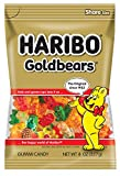 Haribo Goldbears Gummi Candy, 8 oz. Bag (Pack of 10)