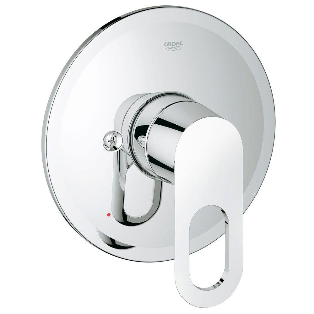 Frisch Grohe 19595000 Bauloop Trim in Starlight Chrome - - Amazon.com KX48