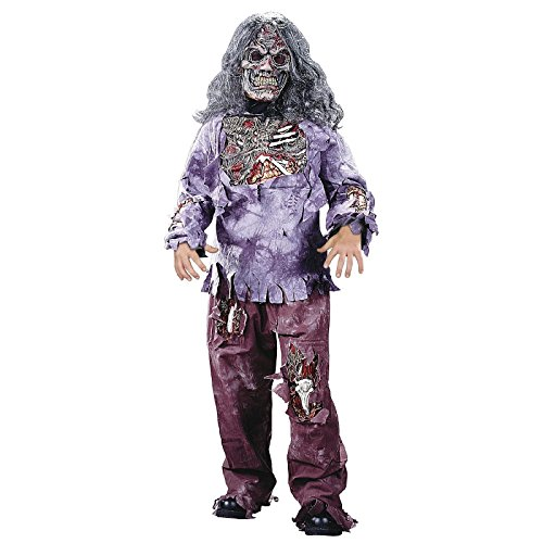Totally Ghoul Complete Zombie Costume, Medium