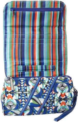 Hadaki Coated Travel Wallet,Mardi Gras,One Size by HADAKI (Image #4)