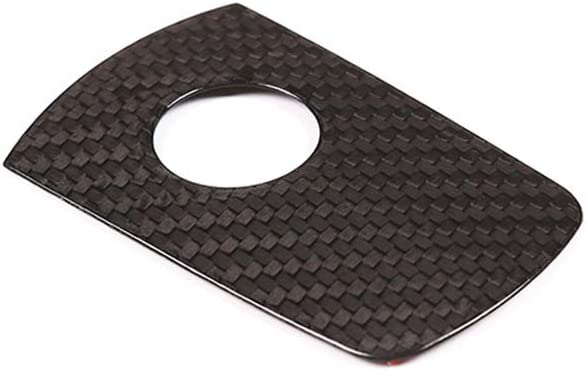DIYUCAR Karbonfaser-Aufbewahrungsbox f/ür F30 3er-Serie F80 F82 F83 M3 M4 2014 2018 Zubeh/ör
