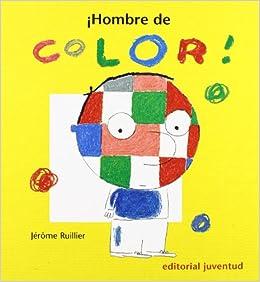 Hombre De Color por Jerome Ruillier epub