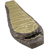 Coleman 0°F Mummy Sleeping Bag for Big and Tall Adults | North Rim Cold-Weather Sleeping Bag