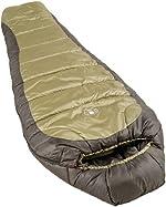 Coleman 0°F Mummy Sleeping Bag for Big and Tall Adults |
